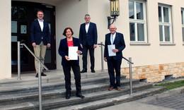 Im Vogelsbergkreis: Neue Ämter für Elisabeth Hillebrand und Kurt Wiegel