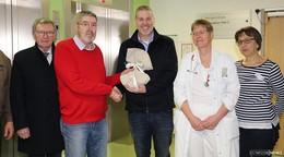 Tolle Spendenaktion der Mitarbeiter vom FRA1 am Standort Eichhof