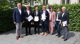2,4 Millionen Euro für Sanierungen und Umbauten an Ersatzschulen