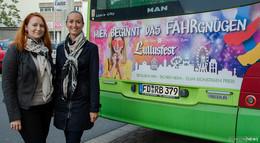 Lullusfest: Mit dem Stadtbus fahren und das Lolls-Auto gewinnen