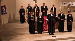 Elf Pfarrerinnen und Pfarrer predigten im Reformationsgottesdienst