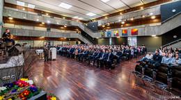 Patronatsfest am Domgymnasium - Fachvortrag von Dr. Frank Unger