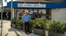 Weiterhin für Sie da: Der Rhodos Grill in Fulda