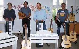 Lions Club Bad Hersfeld und Förderkreis unterstützen die Arbeit der Musikschule