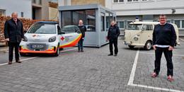 Direkt in der Innenstadt: DRK-Bürger-Testzentrum am Hotel Platzhirsch eröffnet