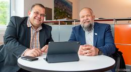 Jetzt sind beide Günther-Brüder im höchsten politischen Gremium der Domstadt