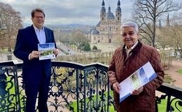 Neuer Touri-Werbebotschafter der Region: Erstausgabe für OB Dr. Wingenfeld
