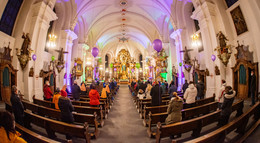 In der Klosterkirche: Närrischer Hoch oben - Gottesdienst mit dem FFCK