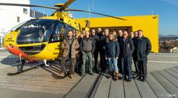 Luftrettung noch besser machen - Fortbildungsveranstaltung am Klinikum Fulda