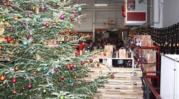 Adventsmarkt bei Rotpunkt: Über 100 Aussteller verzaubern Besuchermassen