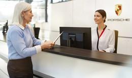 Assistent Service (m/w/d) im Porsche Zentrum Fulda