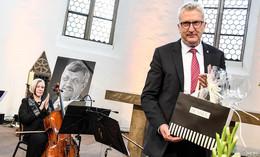 Herrmann-Josef Klüber als Nachfolger von ermordetem Lübcke eingeführt