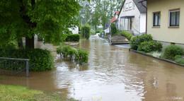 Nüster fordern Hochwasserschutzmaßnahmen: Wir saufen hier ab