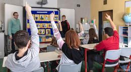 Erich-Kästner-Schule wird Außenstelle der Anne-Frank-Schule