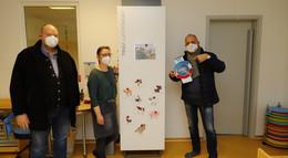 16 Luftreiniger in den Kindergärten installiert - 63.000 Euro investiert