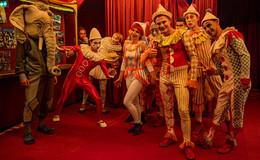 Circus Krone verzaubert mit seiner spektakulären Show Mandana