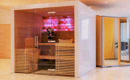 Winterzeit ist Saunazeit: Saunalux mit individueller Qualität aus dem Vogelsberg