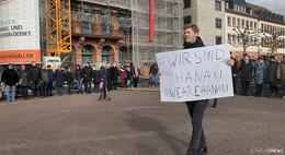 Der Tag nach der Terrortat: OB Kaminsky: Sie waren keine Fremden