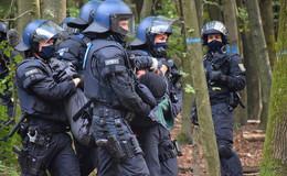 Das war der Freitag: Polizei zieht positive Bilanz für die ersten zwei Tage