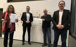 IG Metall zeichnet Fulda stellt sich quer mit der Georg-Bernard-Plakette aus