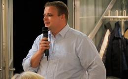 Benjamin Tschesnok (35): Ich möchte zum Wohle der Bürger handeln