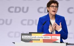 Union steht vor Zerreißprobe: Machtfrage von AKK in der Partei gestellt