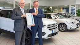 Firmentreue in schnelllebigen Zeiten: Matthias Neidert 35 Jahre Geschäftsführer