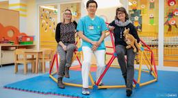 25 Jahre Förderverein Känguruh: Von der Elternliege bis zum Bärchenpflaster