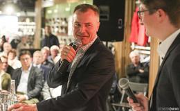 Olympiasieger, Weltmeister - Sven Fischer besticht durch Bodenständigkeit