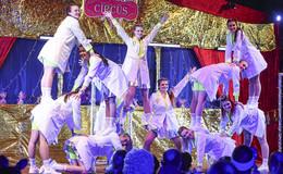 Was ein Circus in der Forsthaus-Manege - Vier Stunden Top-Programm