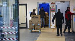 Umzug der Rhön Energie läuft auf Hochtouren - Kundenzentrum zieht ein