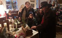 Adventsmarkt: Drei Tage lang herrschte am Kreuzberg Ausnahmezustand