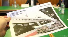 Bürgermeister kämpft für ICE-Halt: Turbo für Generationen - Tunnellösung?