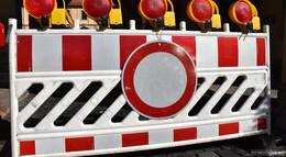 Ab 10. August: Rittlehnstraße wird voll gesperrt