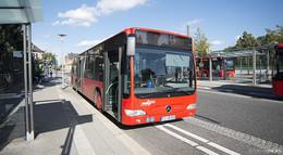 NVV vergibt Busleistungen: RhönEnergie Bus als verlässlicher Partner