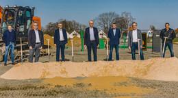 Bickhardt Bau stärkt Marke im Kreis Fulda: 6 Millionen Investition in Standort