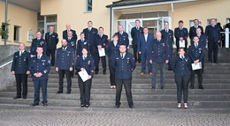 Neuwahlen bei der Feuerwehr Hünfeld: Gut aufgestellt für wachsende Aufgaben