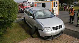 Unfall im Stadtteil Hohe Luft - ein Verletzter (87)