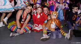 Karneval für Groß und Klein - Kinderfastnacht der NZM