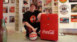 Coca-Cola soweit das Auge reicht: Das A&O ist die Übersicht zu behalten