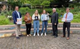 Handys recyceln - doppelt helfen – Missio Aktion an der Marienschule