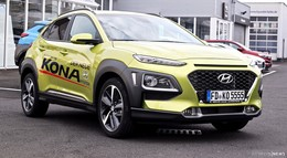 Hyundai i30N und Hyundai Kona ab sofort bei Weber & Diel