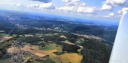 Ereignisreiche Flugwoche beim Rhönflug Bad Brückenau
