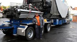 Lullusfest-Schwergewicht Predator: 130 Tonnen Adrenalinkick sind angekommen