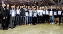 Bundes - und Landessieger sowie die Top 10 der Ausbildungsbetriebe