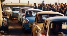 Noch einmal diesen Rausch erleben: Der November 89 hautnah im O|N-Video