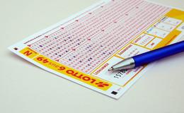 Den Lotto-Jackpot knacken: 5 Felder für nur 2,60 Euro spielen!