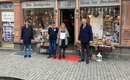 Traditionsgeschäft Ramspeck ist Mein Lieblingsladenlokal 2020 in Hessen