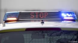 Lkw fährt auf A5 Schlangenlinien: Alkoholisierter Fahrer (34) gefährdet Verkehr