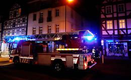 Frittenfett fängt Feuer: Wohnungsbrand geht glimpflich aus